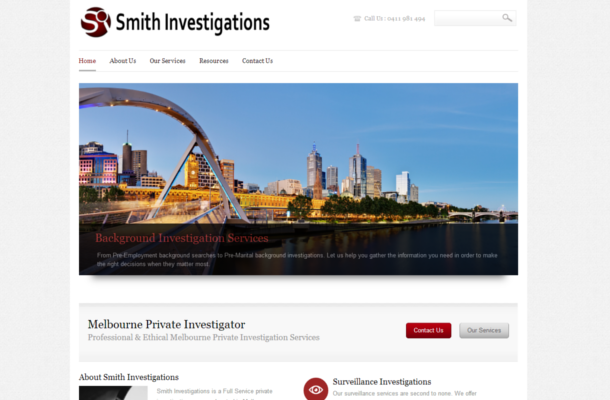 Smith Investigations