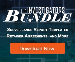 Investigator's Bundle