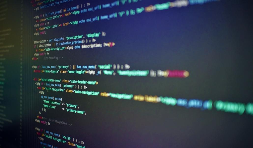 Code for a private investigator website design