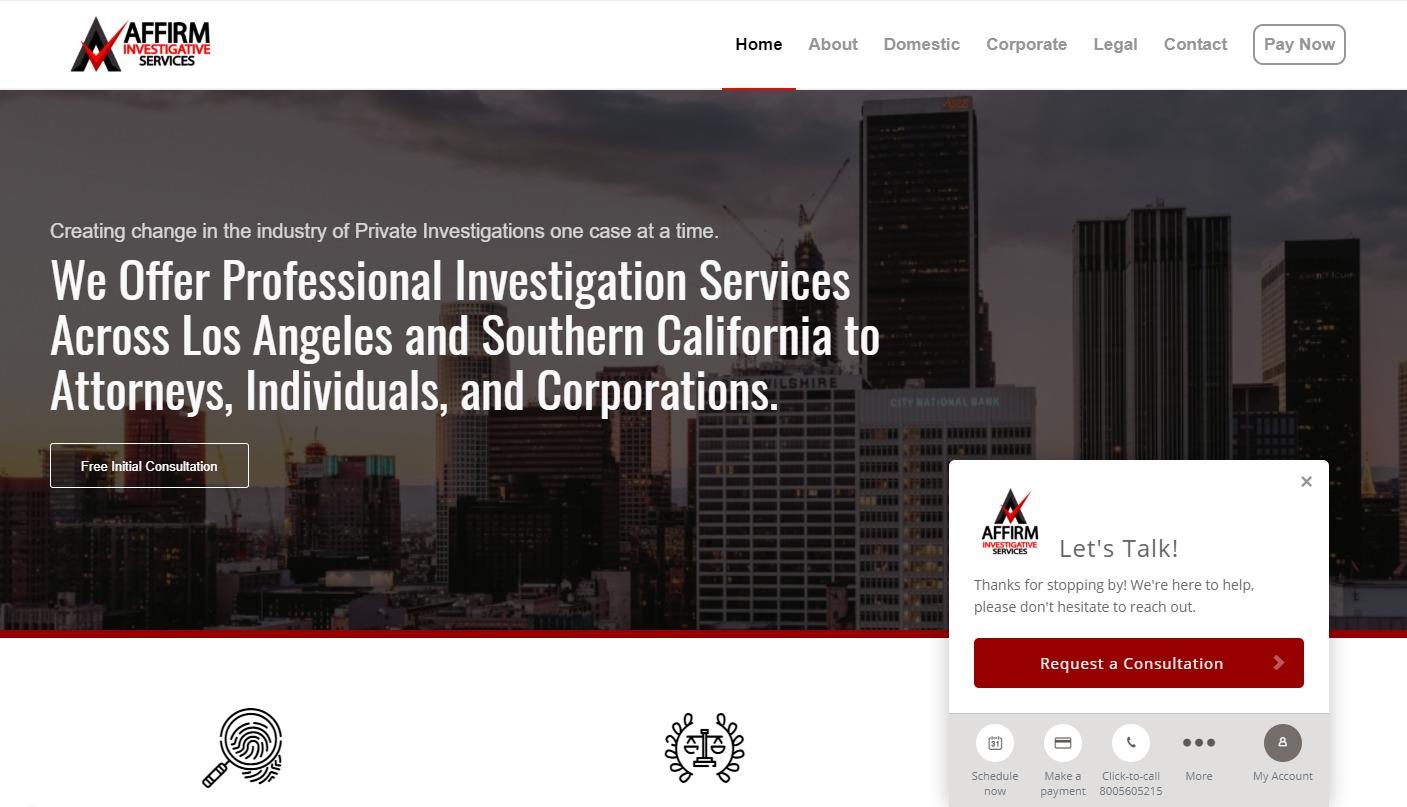 The Agency Management Platform Widget