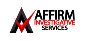 Affirm Investigative Services Logo Design by Investigator Marketing