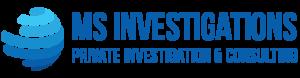 MS Investigations Logo Design by Investigator Marketing
